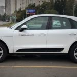 Yandex Drive Porsche Macan