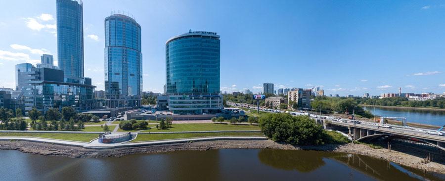 Яндекс Драйв в Екатеринбурге