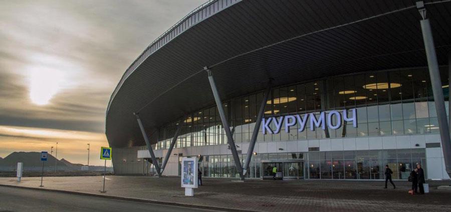 Делимобиль в аэропорту Самары