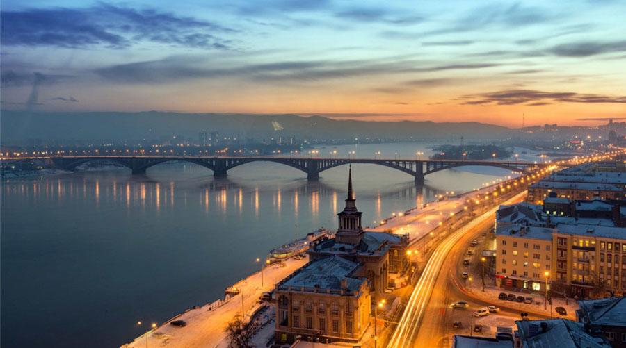 Делимобиль Красноярск официальный сайт