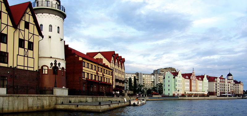Каршеринг в Калининграде