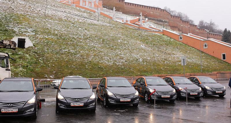 Прокат авто в Нижнем Новгороде
